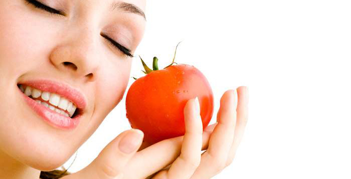 Photo of How to Cure Acne Using Tomato